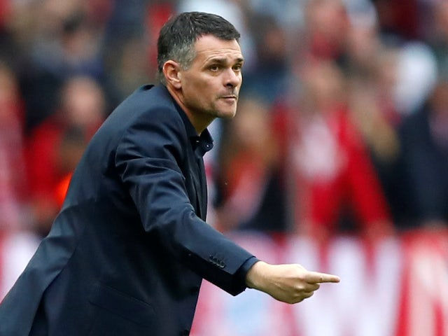 Willy Sagnol, now in charge of Georgia, pictured in 2017