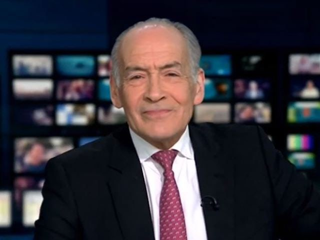 GB News signs veteran broadcaster Alastair Stewart