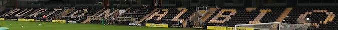Burton Albion team header