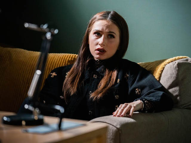 Dotty on EastEnders on April 15, 2021