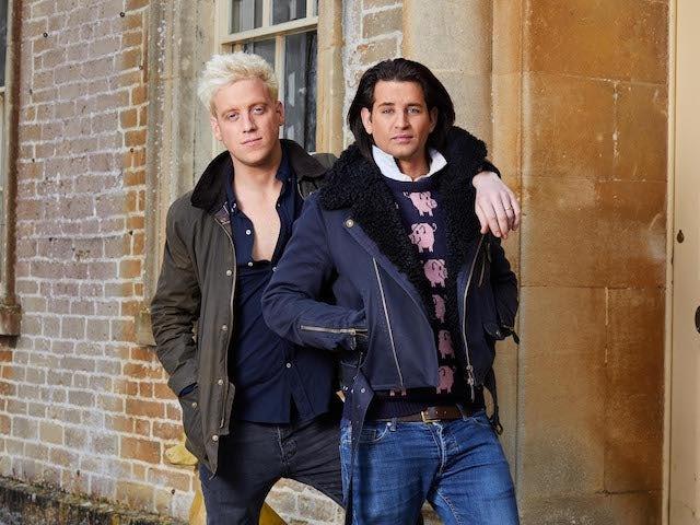 Gareth Locke and Ollie Locke on Made In Chelsea series 21