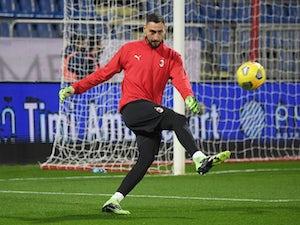 Barcelona 'considering move for Gianluigi Donnarumma'