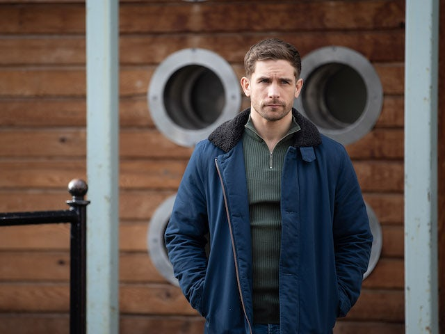 Brody on Hollyoaks on April 12, 2021