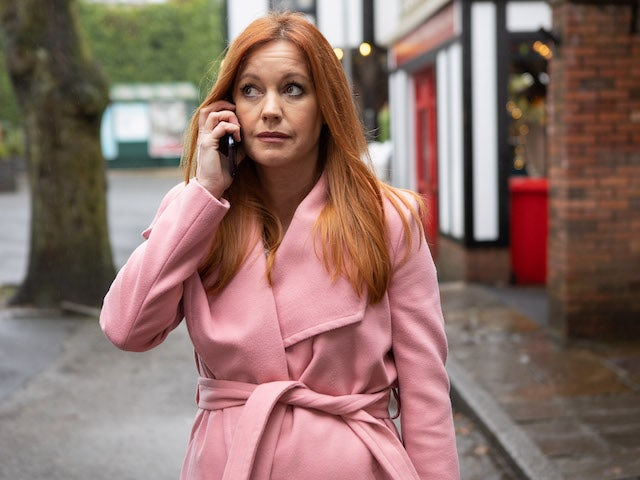 Diane on Hollyoaks on April 14, 2021