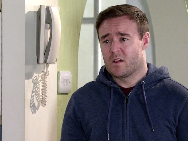 Tyrone on the second episode of Coronation Street on April 14, 2021
