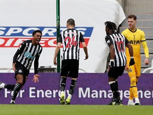 "Joe Willock ""so confident"" Newcastle can avoid relegation"