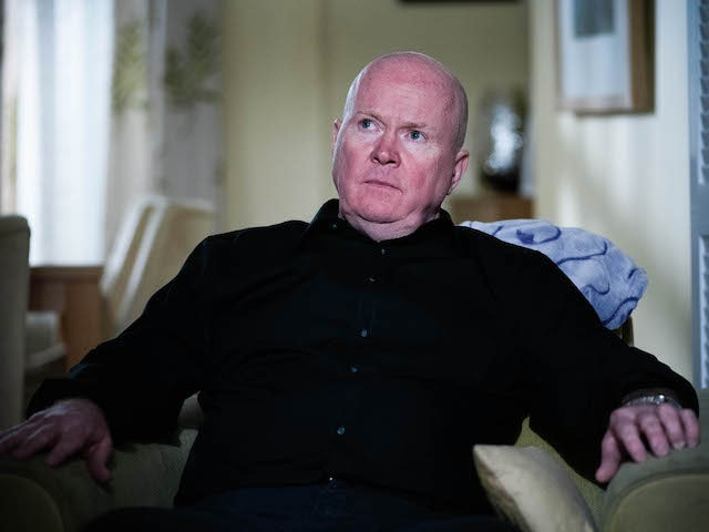 Phil on EastEnders on April 15, 2021