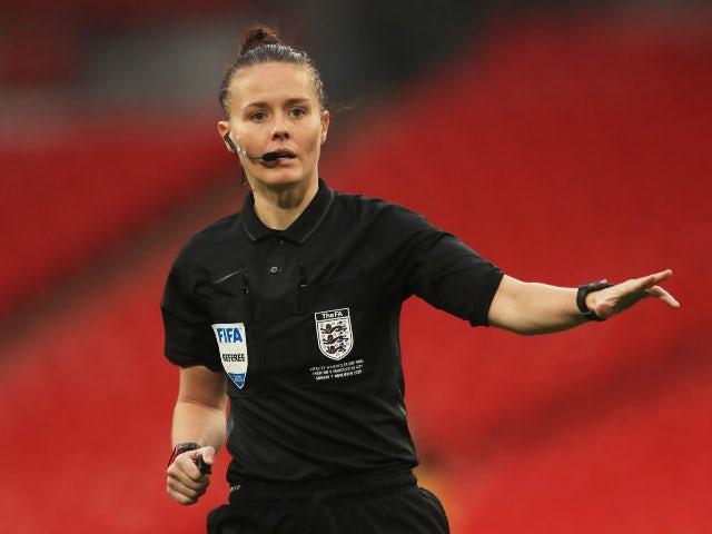 Harrogate boss praises Rebecca Welch's performance in Port Vale game