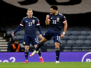 Scotland 4-0 Faroe Islands: Che Adams nets in convincing win