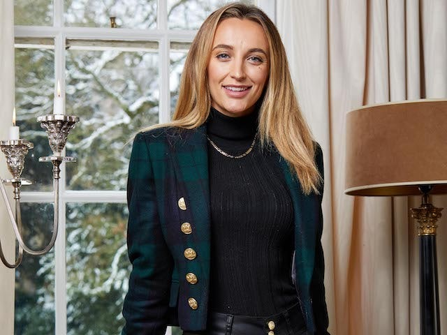 Tiff Watson for Made In Chelsea series 21