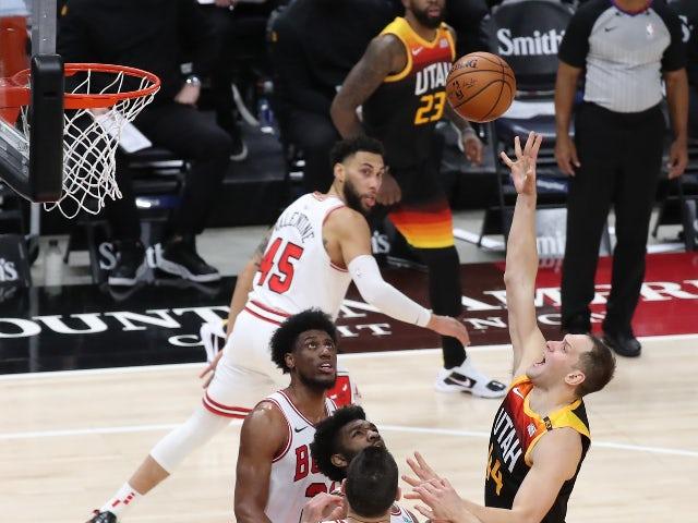 NBA roundup: Utah Jazz secure 21st consecutive home win