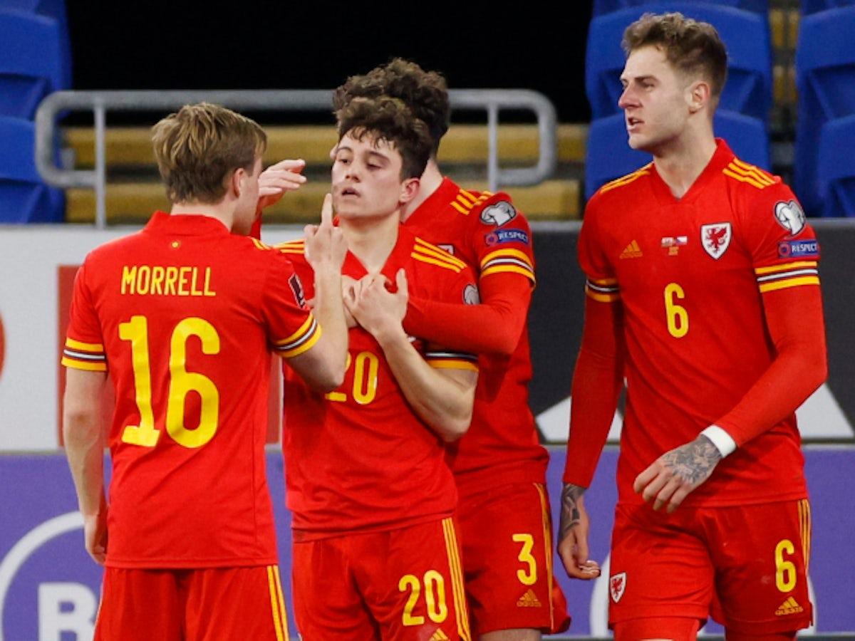 Result: Wales 1-0 Czech Republic: Daniel James header settles