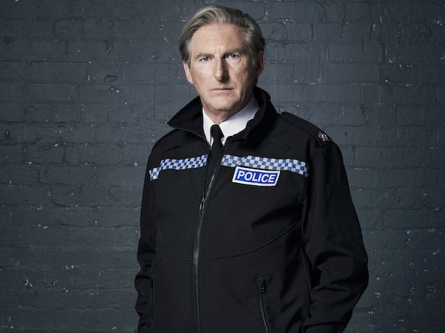 Adrian Dunbar discusses Line of Duty's mysterious H