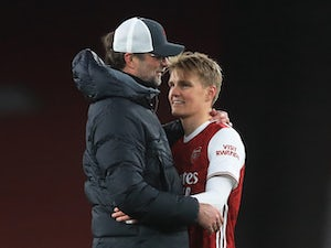 Martin Odegaard tempted by Liverpool transfer?