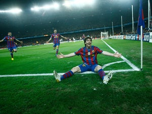 Lionel Messi's top 20 performances for Barcelona