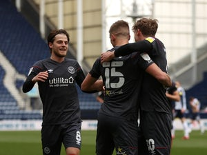 Preston 0-5 Brentford: Five-star Bees boost automatic promotion bid
