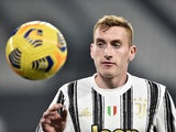 Juventus attacker Dejan Kulusevski pictured in February 2021