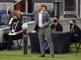Portland Timbers head coach Giovanni Savarese pictured in September 2020