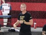 Philadelphia Union head coach Jim Curtin pictured in September 2020