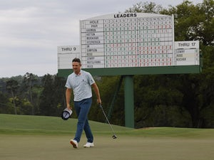 Masters day two roundup: Justin Rose recovers from stuttering start