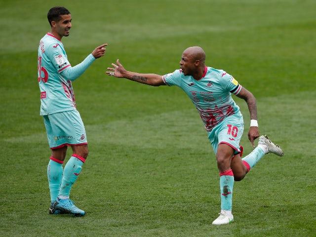 Result: Millwall 0-3 Swansea: Jamal Lowe nets brace as Swans end losing run