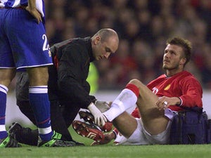On This Day: David Beckham injury sparks World Cup fears