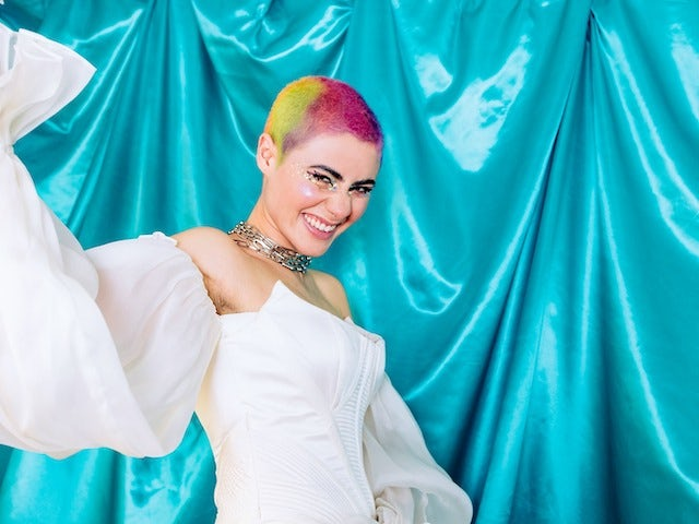 Watch: Montaigne releases video for Eurovision entry Technicolour
