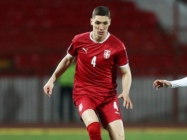 Man United 'still interested in signing Nikola Milenkovic'