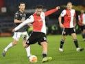 Feyenoord's Orkun Kokcu pictured in November 2020