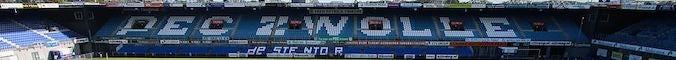 PEC Zwolle team header