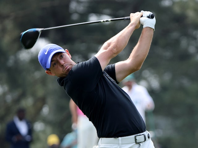 Rory McIlroy advised to take a break from golf after Masters struggles