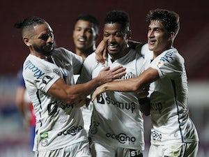 Tuesday's Copa Libertadores predictions including Santos vs. Barcelona