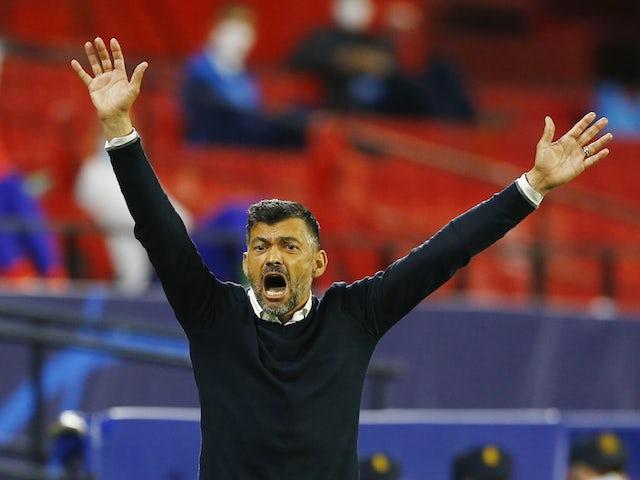 Sergio Conceicao admits concern over top scorer Sergio Oliveira