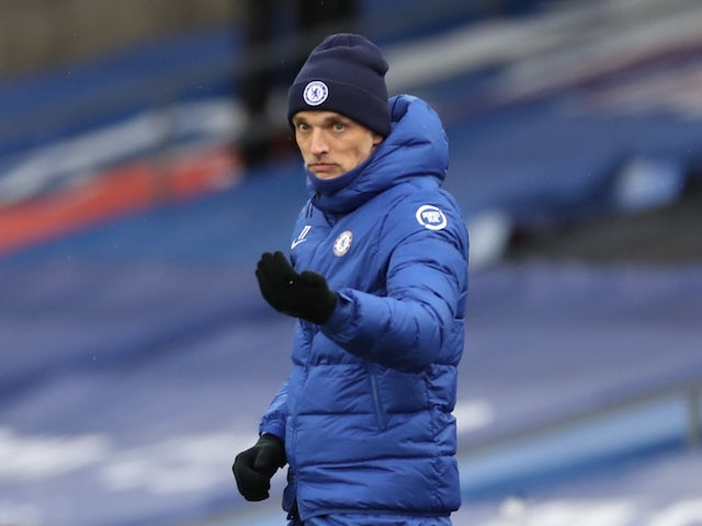Thomas Tuchel: 'There is a gap between Chelsea and Man City'