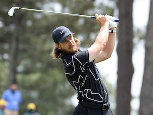 The Open day two: Tommy Fleetwood dreaming of British history