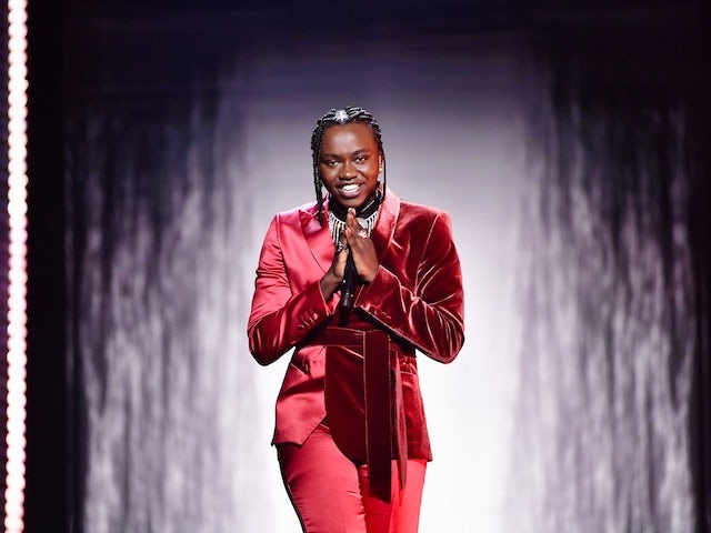 Tusse for Sweden at Eurovision 2021
