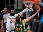 NBA roundup: Utah Jazz suffer loss to Los Angeles Lakers in overtime