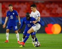 Chelsea 0-1 Porto: Dogged Blues advance to CL semi-finals