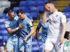 Result: Coventry City 2-0 Barnsley: Dominic Hyam, Matty Godden on target for hosts