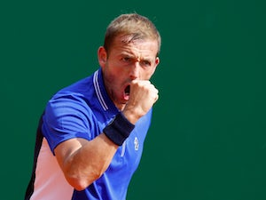 "Dan Evans looks back on ""great week"" after semi-final exit"
