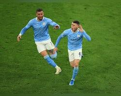 Dortmund 1-2 Man City: Guardiola's side reach CL semi-finals