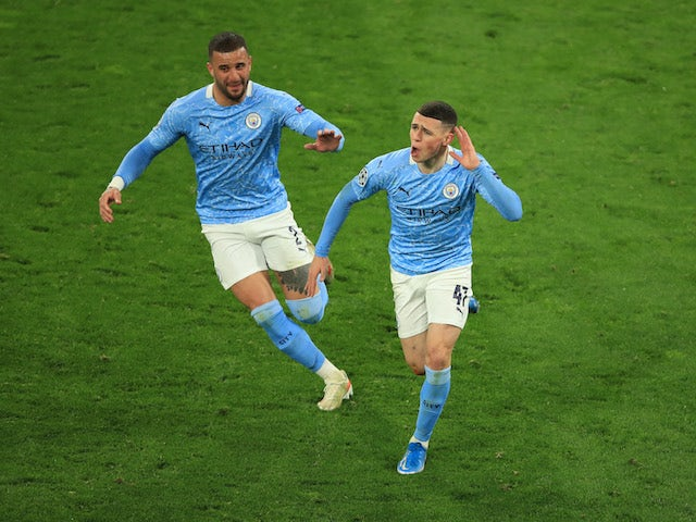 Result: Dortmund 1-2 Man City: Guardiola's side reach CL semi-finals