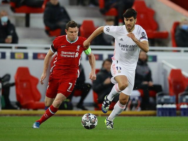 Result: Liverpool 0-0 Real Madrid: Reds eliminated in CL quarter-finals