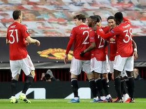 Man United 2-0 Granada: Red Devils book EL semi-final spot