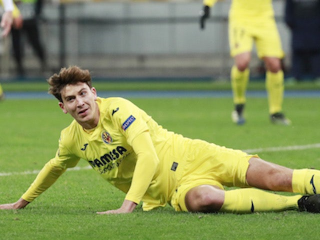 Villarreal's Pau Torres pictured in March 2021