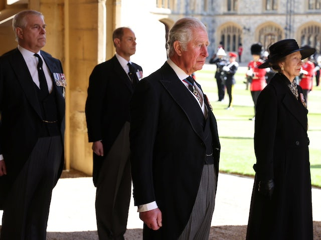 Prince Philip's funeral watched by more than 13.6 million in UK