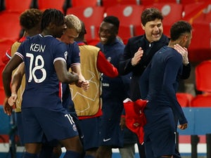 """Mauricio Pochettino revels in """"amazing moment"""" as PSG knock out Bayern"""