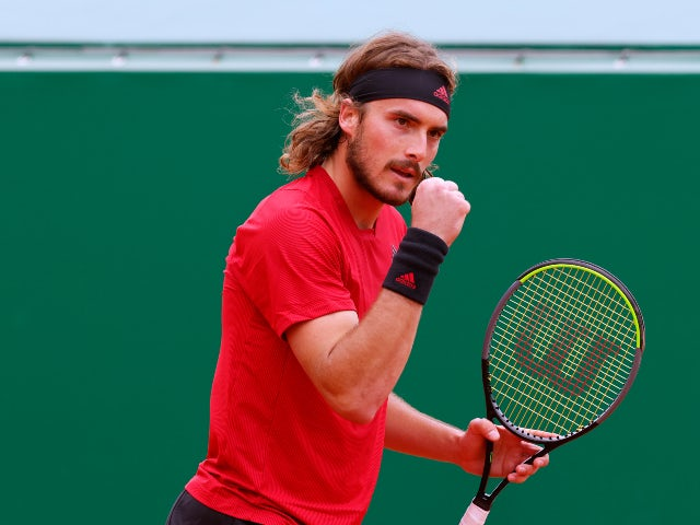 Stefanos Tsitsipas to meet Andrey Rublev in Monte Carlo final