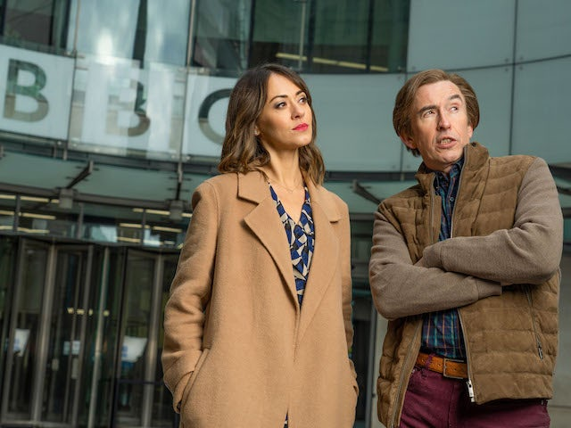 Watch: First-look clip from This Time with Alan Partridge series two
