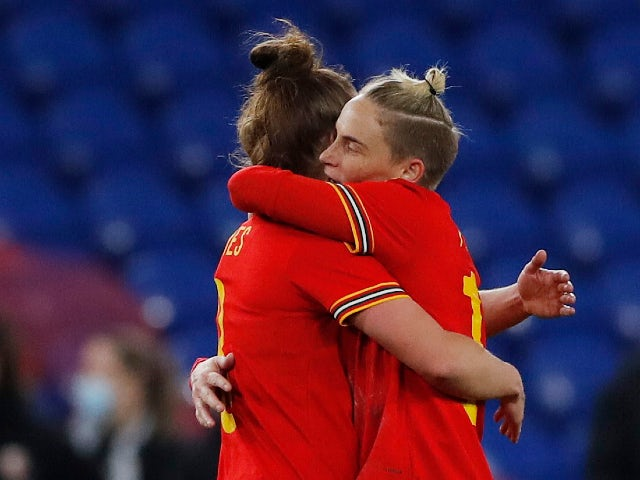 Result: Wales 1-1 Denmark: Pernille Harder equals record in Cardiff